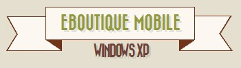 eboutique-mobile. Informatique d'occasion reconditionné sous windows xp